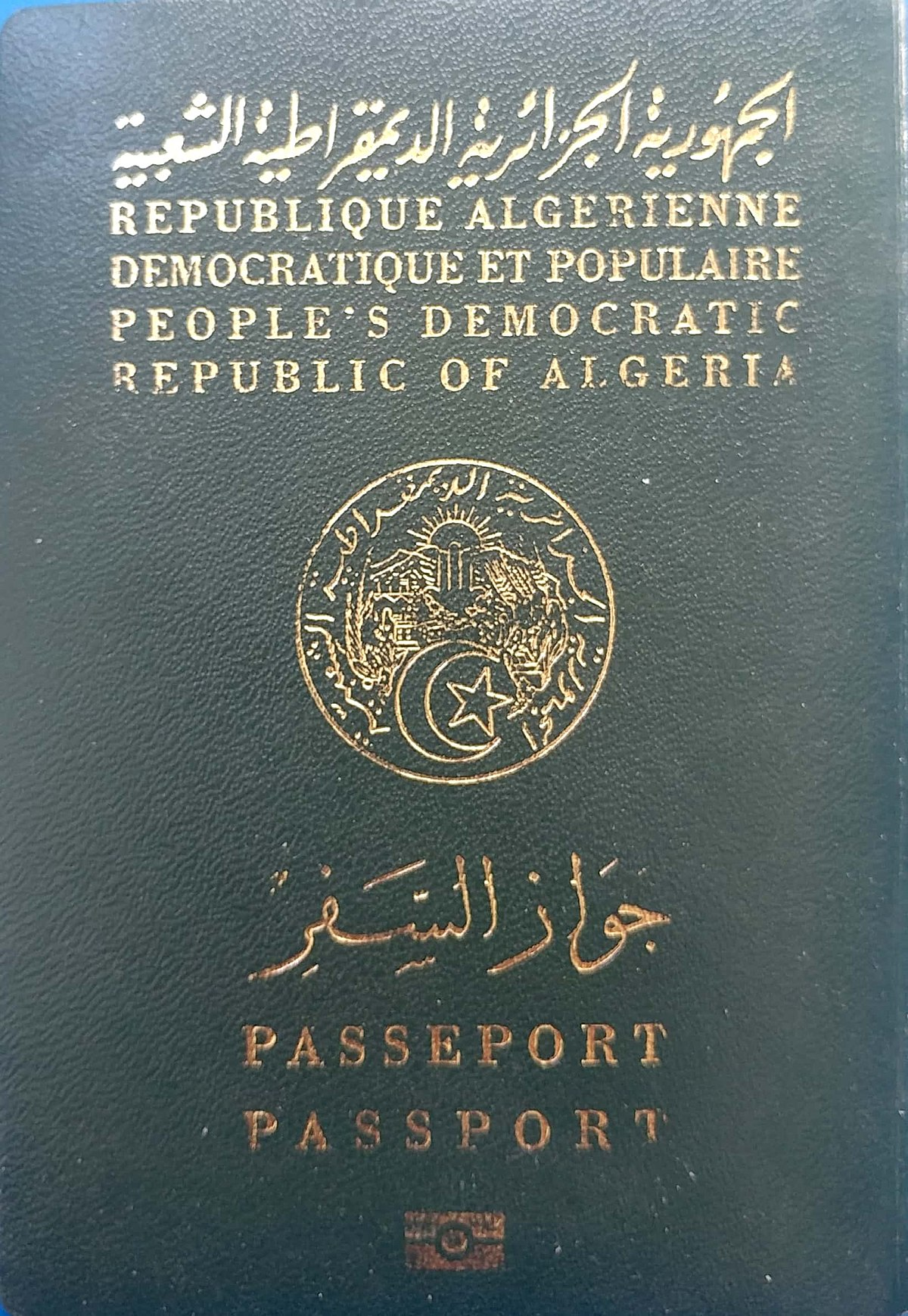 Visa requirements for Algerian citizens - Wikipedia