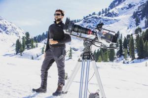 Ali Abbas Zafar - Ali Abbas Zafar During The Shoot Of His 2017 Film, Tiger Zinda Hai In Austria