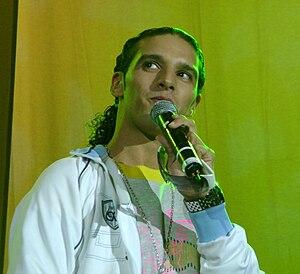 Ali B - Ali B in 2008