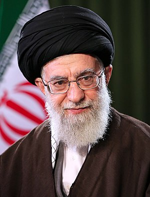 Supreme Leader of Iran - Image: Ali Khamenei crop
