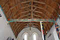 All Saints, Petham, Kent - Painted beam - geograph.org.uk - 1736797.jpg