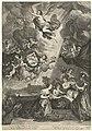 Allegorie op geboorte van Willem III, prins van Oranje-Nassau in 1650, RP-P-OB-33.623.jpg