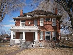 National Register of Historic Places listings in Salt Lake County, Utah - Image: Allen House Draper Utah