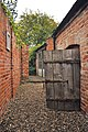 Alley to the lockup and mortuary - Lavenham - geograph.org.uk - 1545985.jpg