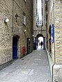 Alleyway, London SE1 - geograph.org.uk - 1703744.jpg