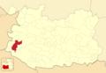 Almadén municipality.png