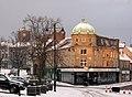 Alnwick, early-morning snow - geograph.org.uk - 1715562.jpg