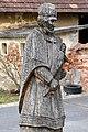 Alsószölnök, Nepomuki Szent János-szobor 2021 04.jpg