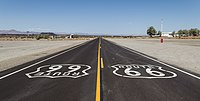 Amboy (California, USA), Hist. Route 66 -- 2012 -- 1.jpg