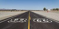 Amboy (California, USA), Hist. Route 66 -- 2012 -- 1.jpg