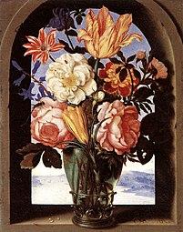 Ambrosius bosschaert wikip dia for Bouquet de fleurs wiki