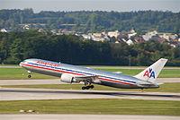 N388AA - B763 - American Airlines