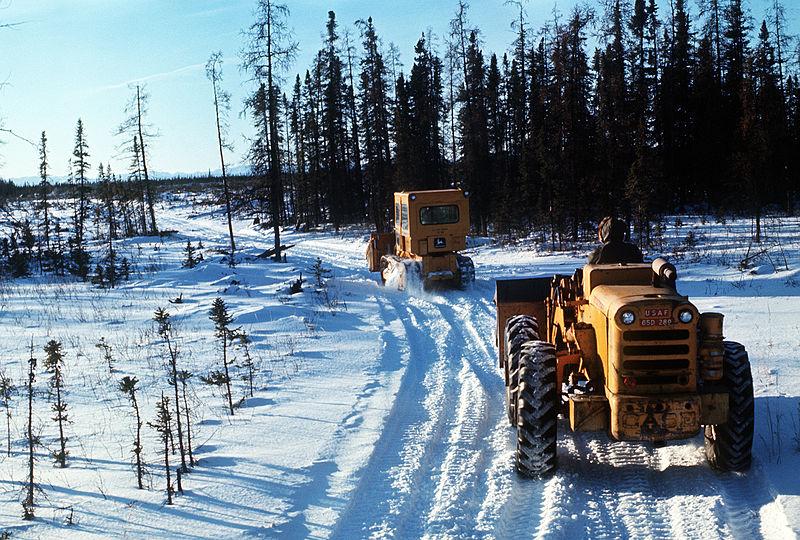 Px American Construction Machines In Alaska C