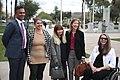 Amish Shah & Jennifer Longdon with supporters (45832167945).jpg