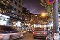 Ammán, ulice krále Faisala II.jpg