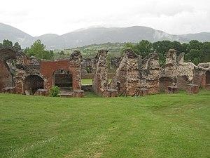 Amiternum - Amphitheatre of Amiternum
