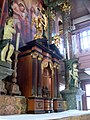 Amsterdam - Museum Ons' Lieve Heer op Solder - altard (left).JPG
