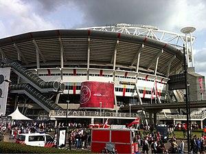 1997–98 UEFA Champions League - Image: Amsterdam Arena (5722962939)