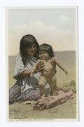 An Apache Cupid, Fort Apache, Arizona (NYPL b12647398-69464).tiff