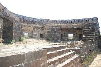 Ahmednagar Fort - Image: Anagar fort 10