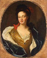 Portrait of Anastasia Ye. Matveeva