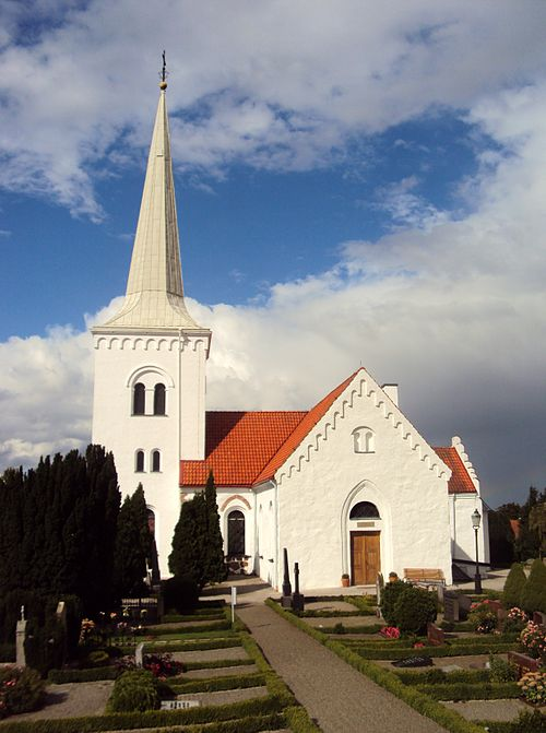 Anderslv Church - Wikipedia