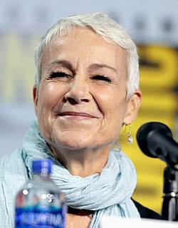 Andrea Romano (voice director) Voice director and casting director