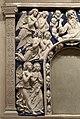 Andrea della robbia, pala di fontecastello con dio padre e angeli, 02.jpg