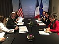 Andrew Wheeler and Brune Poirson at 2018 G7 Environment Meeting (1).jpg