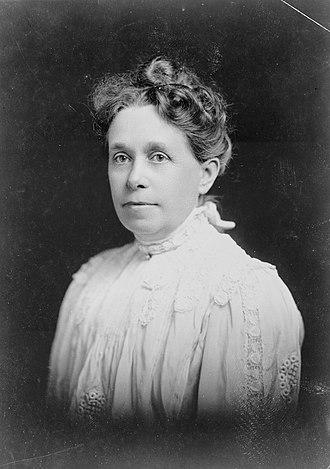 Anna Adams Gordon - Anna Adams Gordon, circa 1910