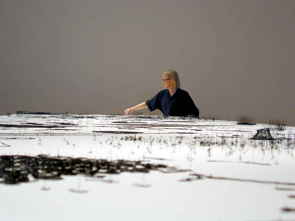 Anne Wilson (artist) - Wikipedia