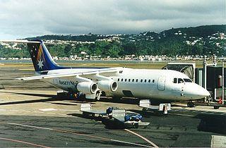 Ansett New Zealand New Zealand domestic airline operating 1987–2001