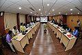 Anssi Ahlgrén - Inaugural Session - Indo-Finnish-Thai Exhibit Development Workshop Presentation - NCSM - Kolkata 2014-11-24 9558.JPG