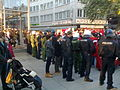 Anti-PKK protest in Frankfurt, Germany on Zeil 08.jpg