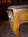 Antique writing desk detail - Casa Loma.jpg