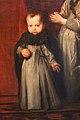 Anton van dyck, ritratto della marchesa lomellini coi suoi figli in preghiera, 1623 ca. 03.JPG