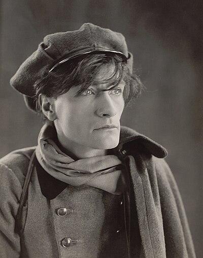 Picture of an author: Antonin Artaud