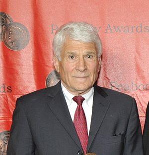 Antony Thomas - Thomas at the 70th Annual Peabody Awards