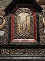 Antwerp cabinet, 1680-1690, Softwood, oak, veneered with ebony, rosewood and olive wood, tortoiseshell, bone, painted marble, gilt-copper pic3.jpg