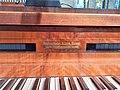 Antwerpen-Kiel, Christus-Koning (Klais-Orgel, Spieltisch) (12).jpg