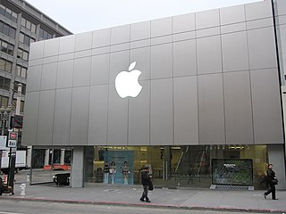 Apple Store chain of retail stores