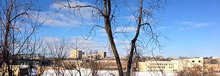 Downtown Appleton skyline