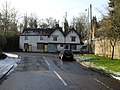 Approaching the junction of East Shalford Lane and the A281 - geograph.org.uk - 1631683.jpg