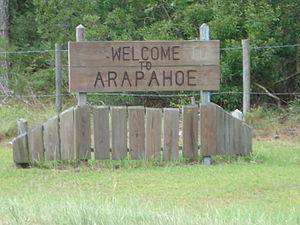 Arapahoe, North Carolina - Image: Arapahoe