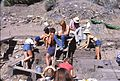 Archaeological excavations at a prehistoric American Indian site in north-central Oregon (USA) 1977 (2219702278).jpg