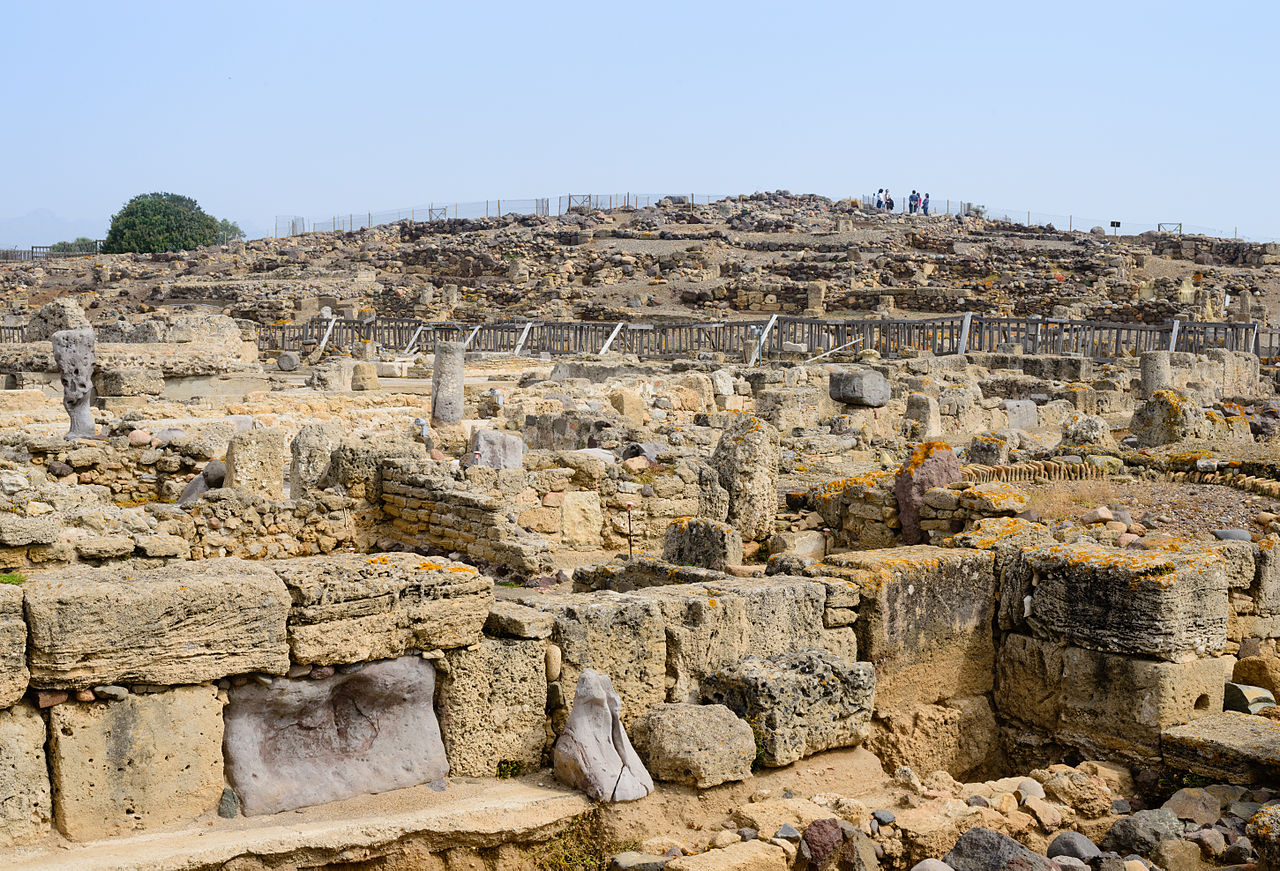 Pula Italy  city pictures gallery : Archaeological site Nora Pula Sardinia Italy 28