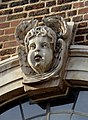 Architectural detail on St James's Church, Piccadilly.JPG