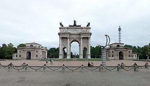 Arco-della-Pace-Porta-Sempione-Milan-07-2017