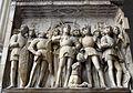 Arco trionfale del Castel Nuovo, 12 partenza di alfonso 1.jpg