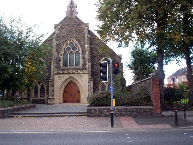 Armagh Road Presbyterian Church, Church Street, Portadown. - geograph.org.uk - 568313